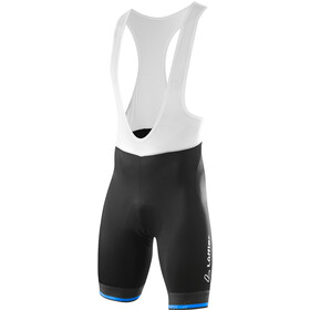 Löffler hotBOND Shorts de cyclisme Homme, black/brilliant blue